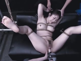 asian bdsm brunette